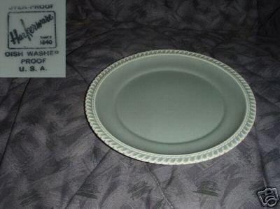 Harker Chesterton - Light Gray 1 Luncheon Plate