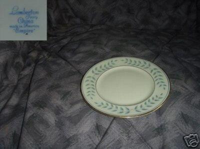 Lamberton Empire 5 Bread and Butter Plates