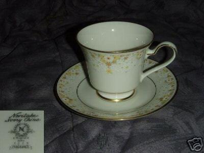 Noritake Fragrance 1 Cup and Saucer Set