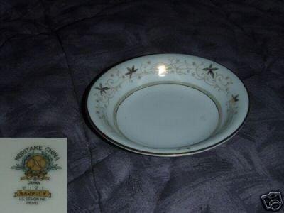 Noritake Warwick 4 Fruit or Dessert Bowls