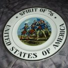 Spirit of '76 United States of America Collector Plate