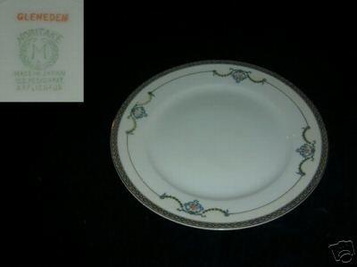 Noritake Gleneden 5 Salad Plates