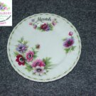 Royal Albert Anemone 1 Bread and Butter Plate