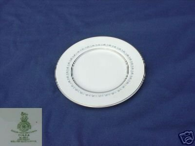 Royal Doulton Tiara 5 Bread and Butter Plates - MINT