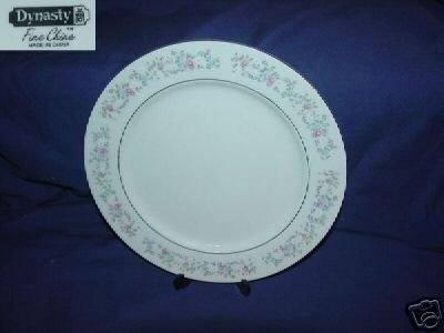 Dynasty China Rapture 4 Salad Plates