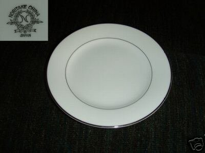 Noritake Colony 4 Bread and Butter Plates