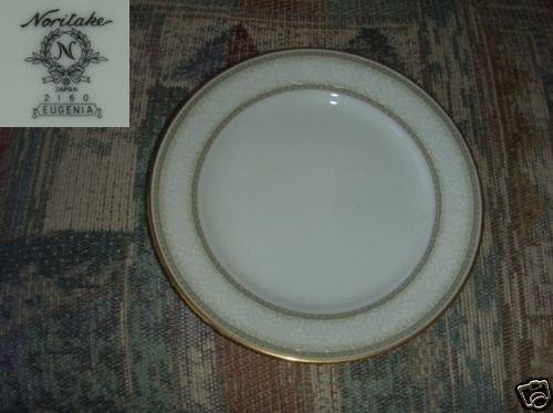 Noritake Eugenia 4 Salad Plates