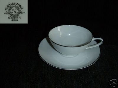 Noritake Colony 4 Cup and Saucer Sets