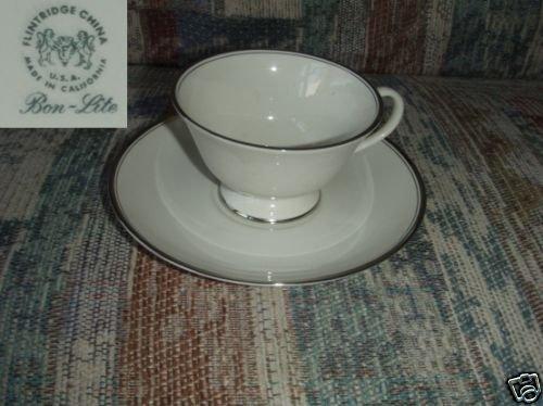Flintridge Mirador 4 Cup and Saucer Sets