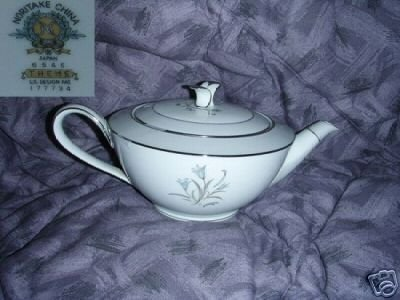 Noritake Theme 1 Tea Pot with Lid