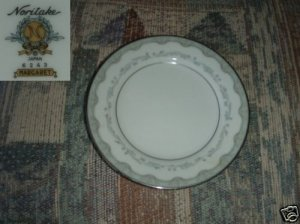 Noritake Margaret6 Bread and Butter Plates