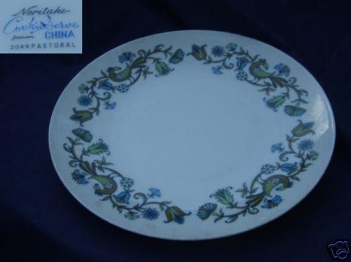Noritake Pastoral 3 Dinner Plates