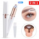 Eyebrow Hair Remover Hassle-free Portable Eyebrow Hair Removal Razor