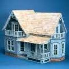 the Magnolia Dollhouse Kit
