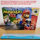 EMPTY Box - MARIO KART 64 for Nintendo 64, N64 [READ PHOTOS]