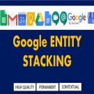 Google entity stacking permanent contextual links.