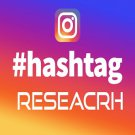 Hashtags research to grow your instagram organically.
