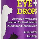 RenaSan Antiseptic Eye Drops Natural Eye Cleaning Solution for All Pets/Animals