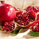 Punica Granatum 500 Seeds, Pomegranate Edible Fruit Shrub Tree Bonsai
