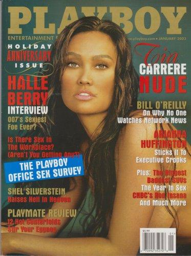 Berry playboy halle Playboy's Sexiest