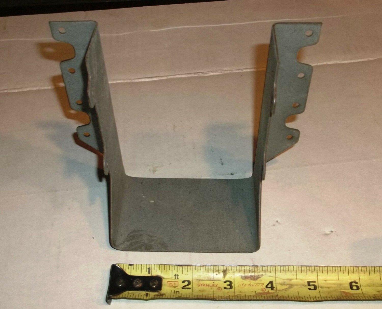 """Simpson Strong-Tie  Galvanized  Joist Hanger, 16 Gauge, 4"""" x"""