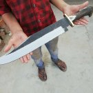 Custom Hand Forged Amazing Stainless Steel Sword With Sheath In Free shipping to United States