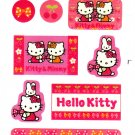 Sanrio License Hello Kitty & Mimmy Sticker Sheet
