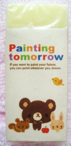 Crux Japan Painting Tomorrow Block Eraser