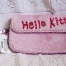 Sanrio Japan Hello Kitty Plush Clutch Handbag New with Tag Kawaii