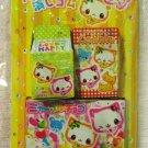 Crux Japan Love x Happy Box Erasers Set Kawaii