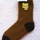 Sanrio Japan Chibimaru Knitted Socks New with Tag Kawaii