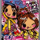 Crux Japan Puff Berry Mini Memo Pad Kawaii