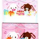 Sanrio Japan Sugarbunnies Mini Letter Set with Stickers Kawaii