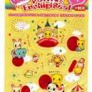 Crux Japan Petit Fushigi Seal Sticker Sheet (Happy Land) Kawaii