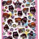Q-Lia Japan Happy Shake Sticker Sheet Kawaii