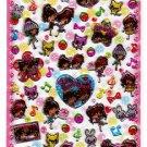Q-Lia Japan Cutie Berry Sticker Sheet Kawaii
