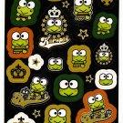 Sanrio Japan Keroppi Sticker Sheet Kawaii