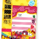 Mind Wave Japan Become Lucky You Letter Set with Stickers Kawaii