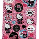 Sanrio Japan Hello Kitty Glitter Sticker Sheet Kawaii