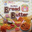 Rement Japan Bread & Butter Miniatures Complete Set of 10 Kawaii