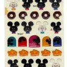Mind Wave Japan Hello Mouse Sticker Sheet Kawaii
