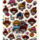 Kamio Japan Happy Magic Baby Sticker Sheet Kawaii