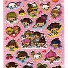 Kamio Japan Happy Magic Baby Puffy Sticker Sheet (A) Kawaii