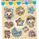 Affect Japan Animal Hospital Sticker Sheet Kawaii