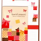 Mind Wave Japan Special Present Letter Set Kawaii