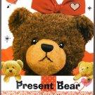 Kamio Japan Present Bear Memo Pad Kawaii