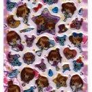 Crux Japan Puri Puri Princess Sticker Sheet Kawaii