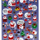 Kamio Japan Santa Claus Sticker Sheet (B) Kawaii