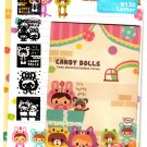 Q-Lia Japan Candy Dolls Letter Set with Stickers Kawaii