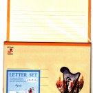 Daiso Japan Peynet Letter Set Kawaii